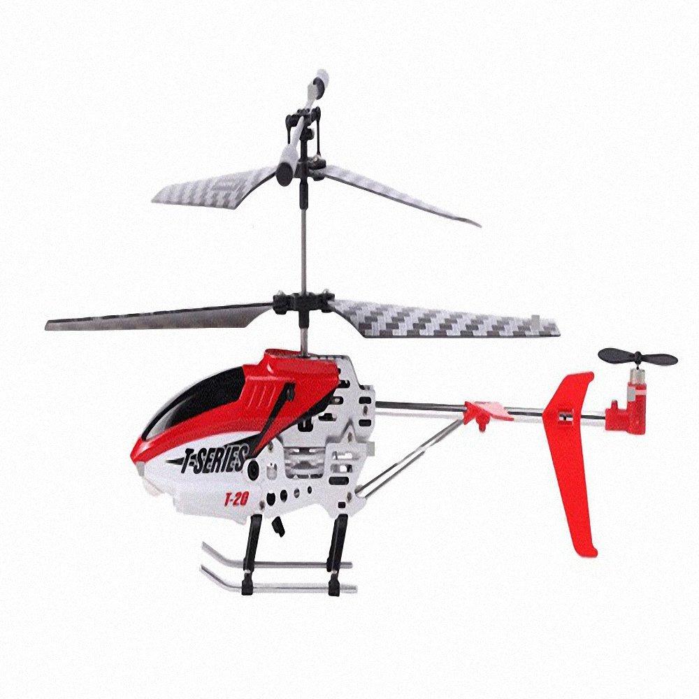 美嘉欣遥控直升飞机儿童摇控飞机带陀螺仪超
