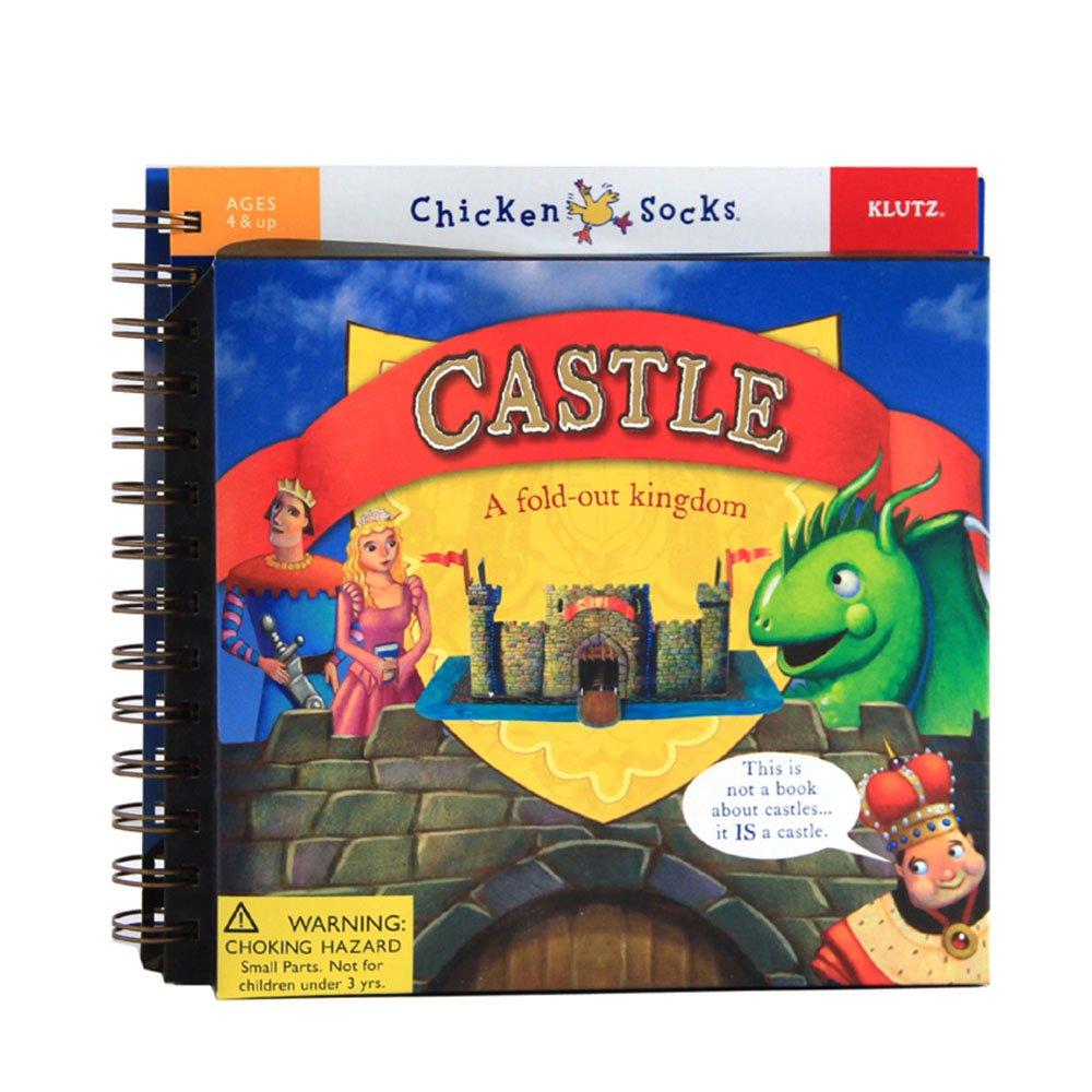 手工制作diy 儿童益智图书