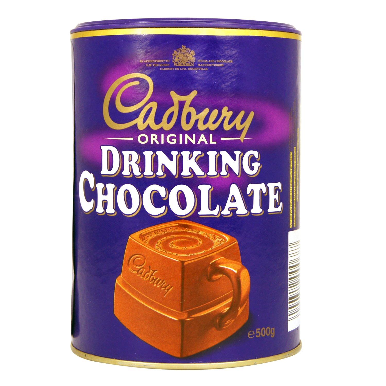 英国进口,Cadbury吉百利巧克力粉 500g ¥31.8 可满199-50