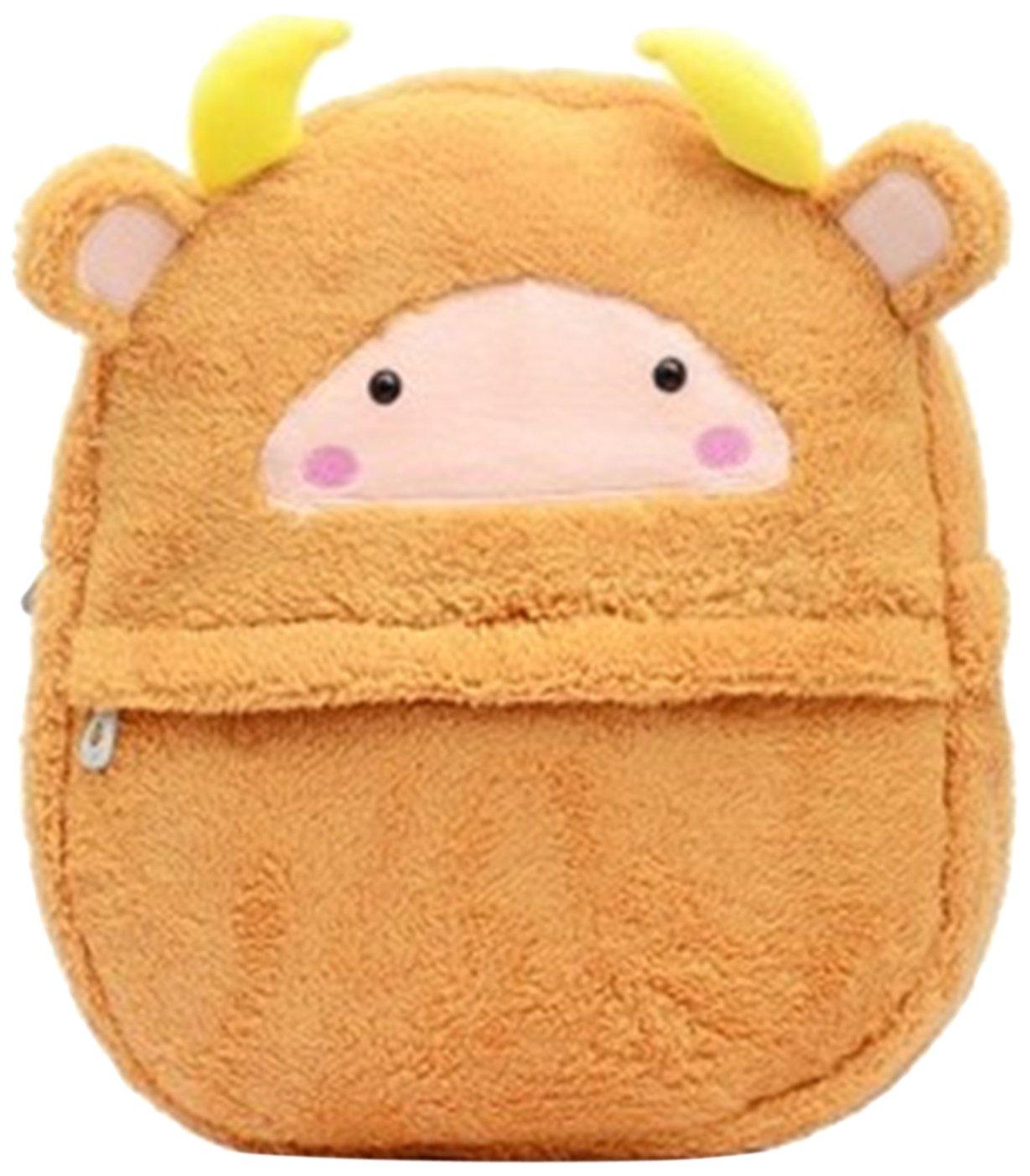 iloop 魔幻城堡 十二星座可爱卡通韩版双肩背包/书包