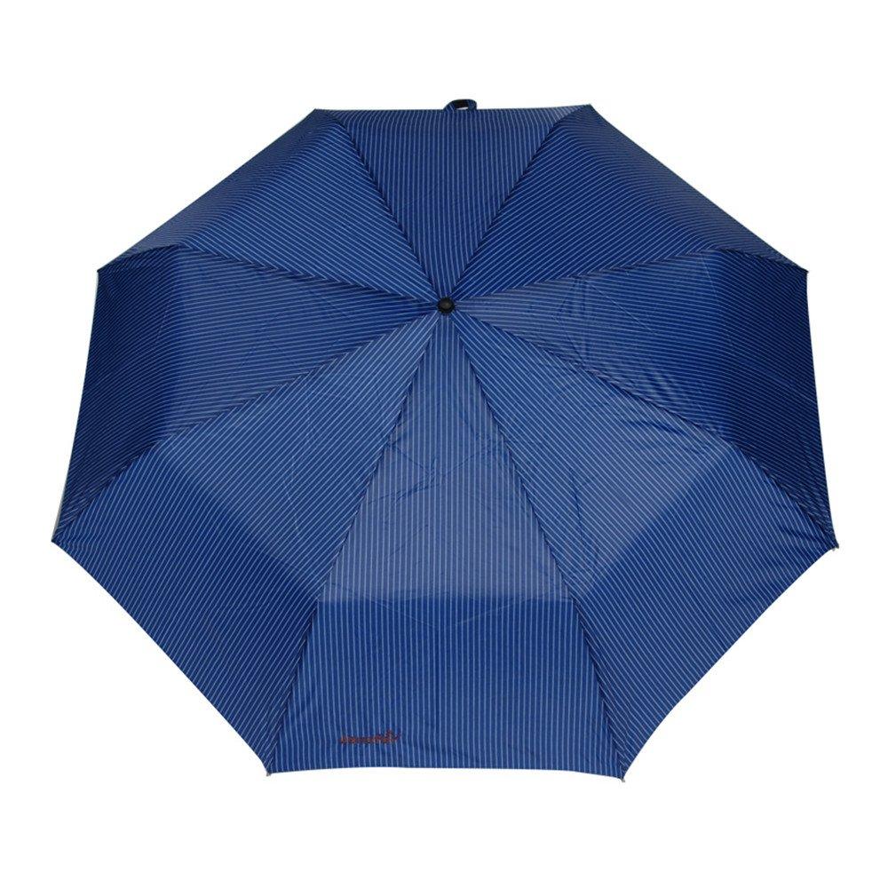 拒水三折伞 (深蓝色)