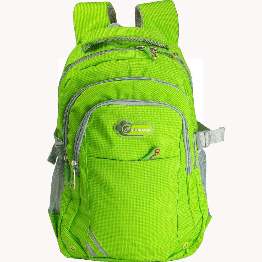 鸿俊 户外登山背 双肩电脑背包 学生书包 运动休闲多功能包 旅行背囊图片