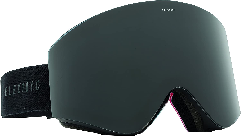 black snowboard goggles  adult goggles