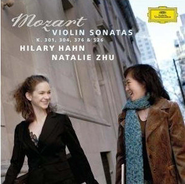 进口cd:莫扎特小提琴奏鸣曲mozart violin sonatas k.