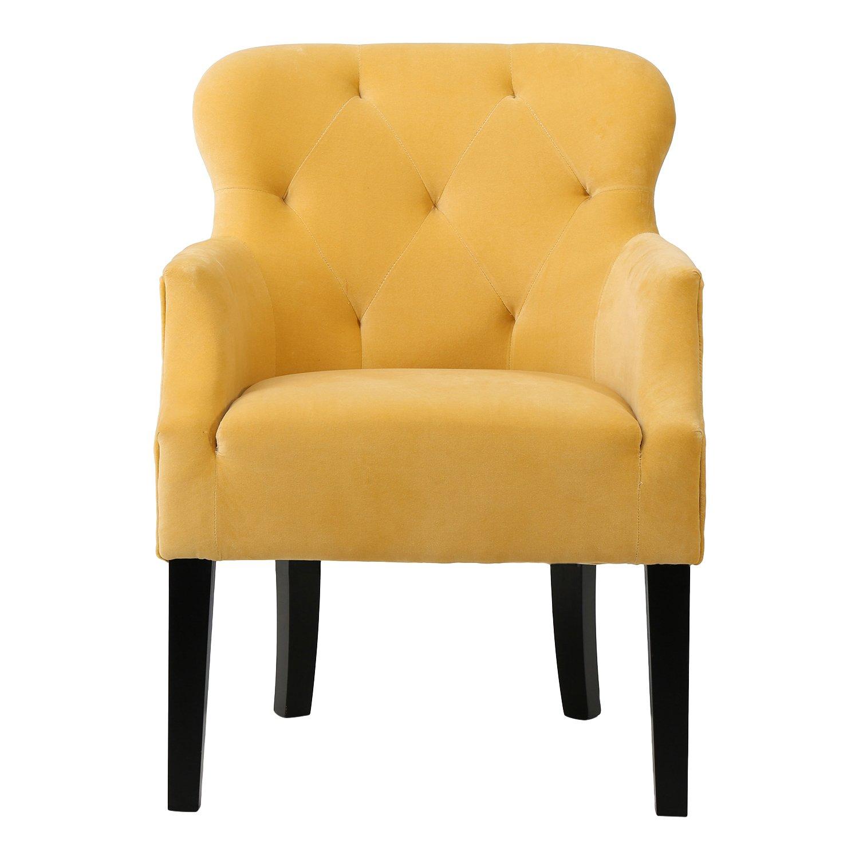 简约欧式布艺沙发椅