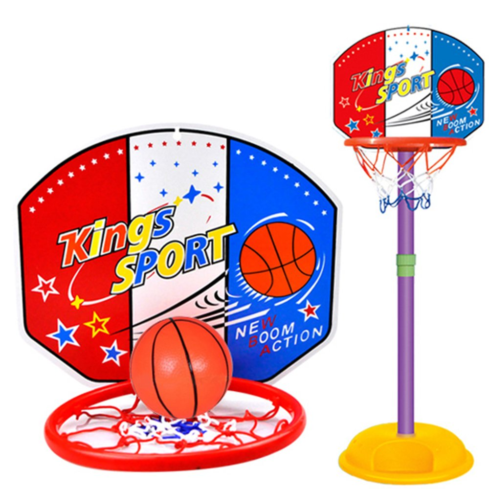 儿童手工篮球架