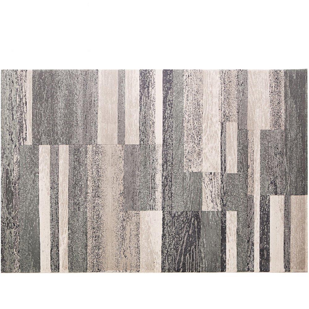 优立地毯 北欧简约客厅地毯 土耳其进口时尚宜家床边毯卧室百搭欧美毯