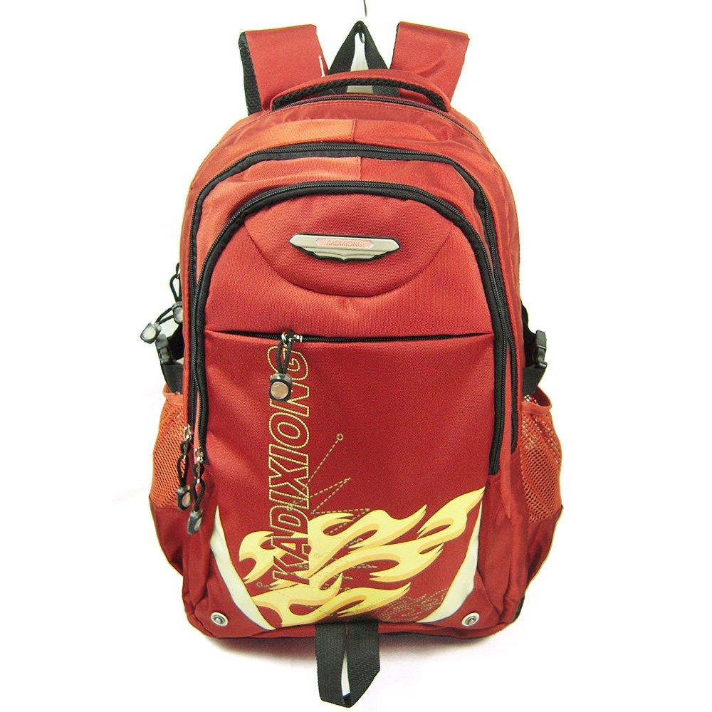 kadixiong卡迪熊 时尚双肩背包 电脑包 大中学生书包图片