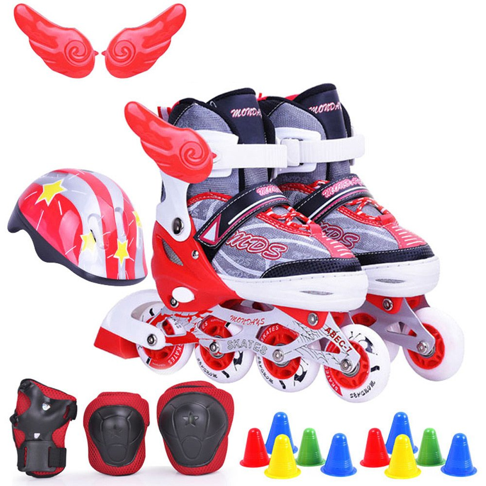 溜冰鞋儿童套装