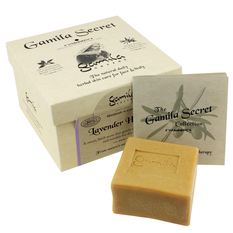 Gamila Secret神秘卡米拉薰衣草凝脂(115±5)g ¥269-100