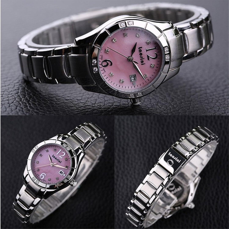 劳斯特手表_laosini 劳斯尼 手表女表时尚镶钻女款时尚潮流石英手表女lsn-3006d-4