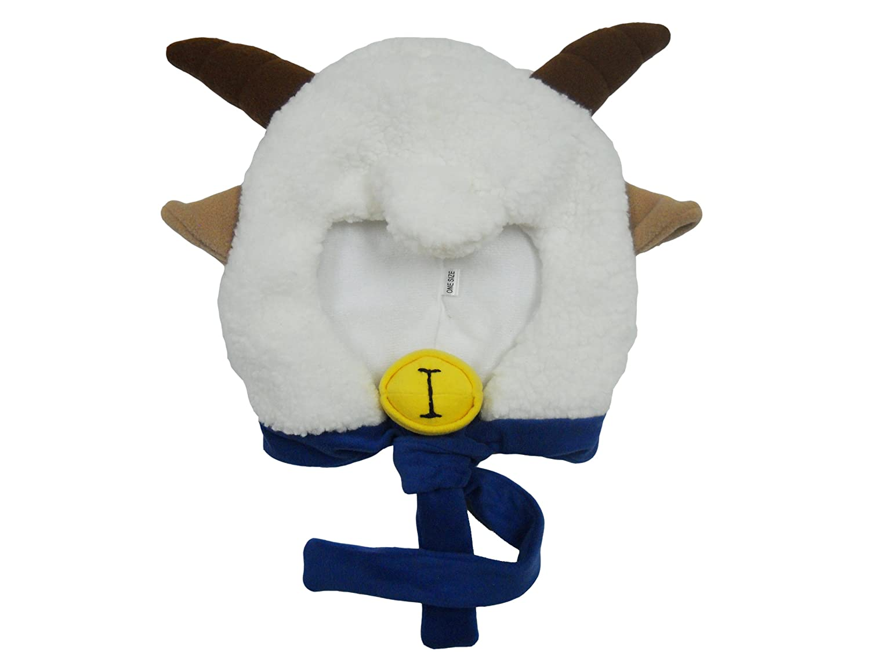 windancer 风舞者 可爱童年保暖小羊帽子boy
