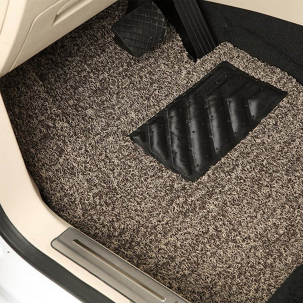 汽车丝圈脚垫标致308 206 307408 508 3008 环保无味防水防污 20mm米
