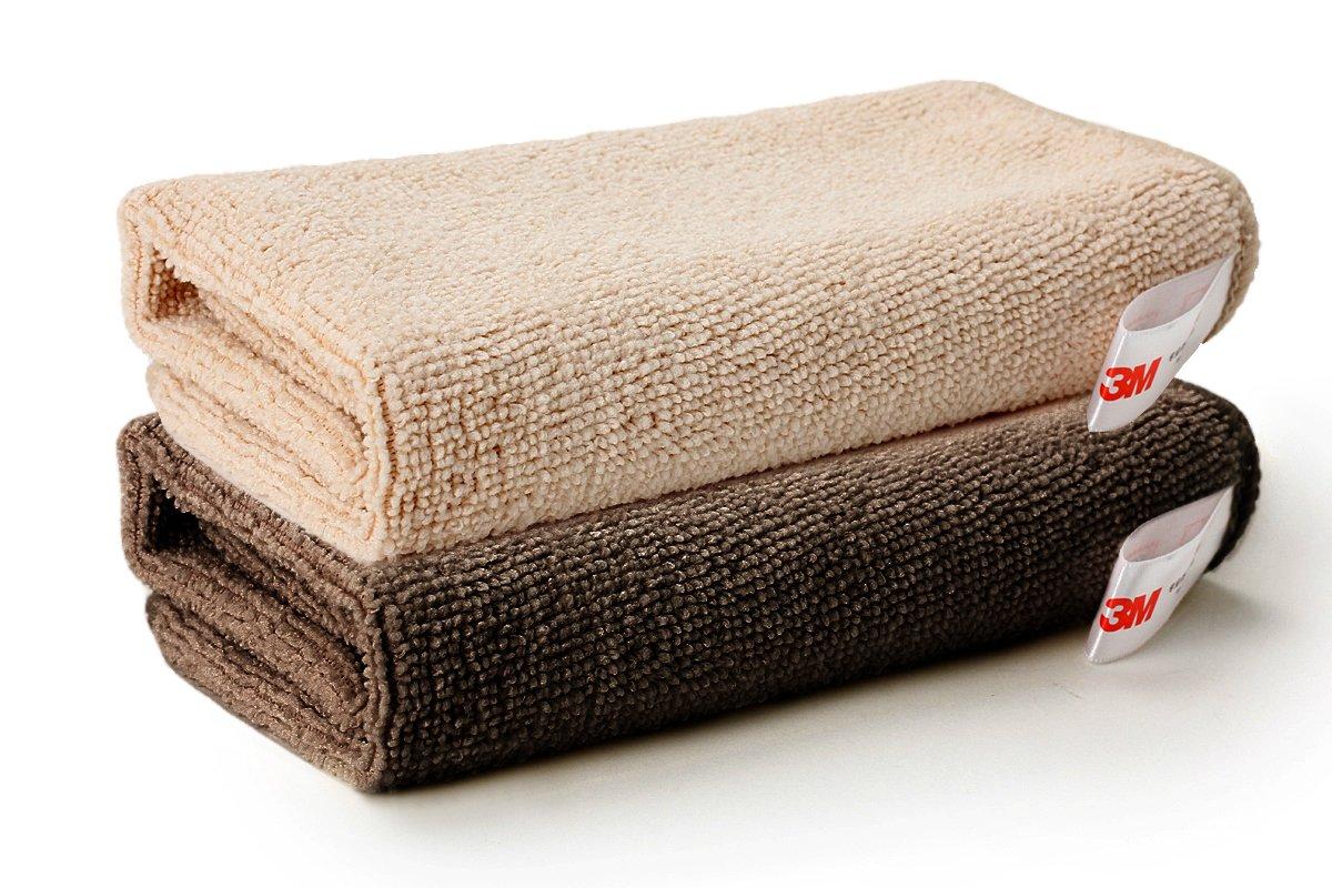 3M 超细纤维抹布 清洁布  小号35*35cm*20片,76元包邮