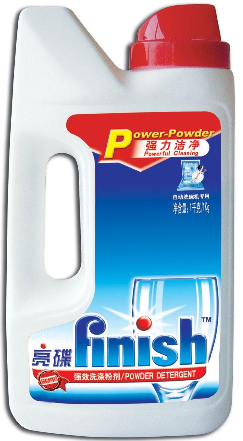 亮碟洗碗机专用洗涤粉剂1kg ¥54.8,叠加200-50