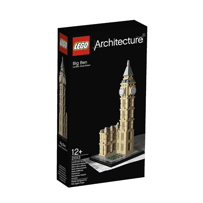 LEGO 乐高 建筑系列 大本钟 21013 ¥249元,叠加300-60.