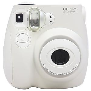 FUJIFILM 富士 mini7s 拍立得相机(白色)369元包邮(赠大礼包)