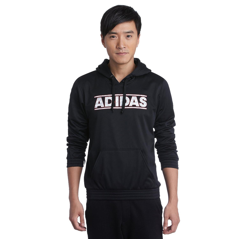 adidas 阿迪达斯 团队合作系列 篮球连帽套衫 男式  85元包邮(可按138元参加满200-40)