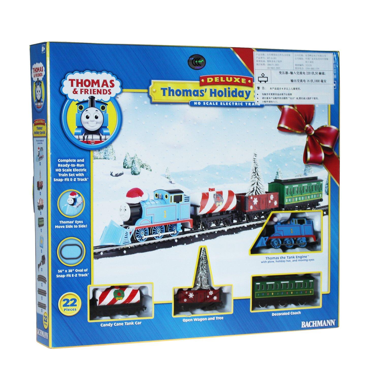 跑火车吧,百万城 00682 托马斯欢乐节日套装 ¥330-60,可用Z券