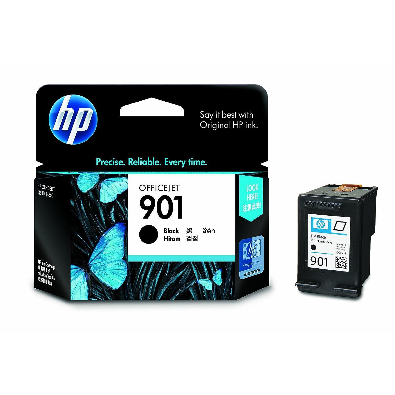 惠普(HP)CC653AA 901号黑色墨盒(适用Officejet J4580 J4660)