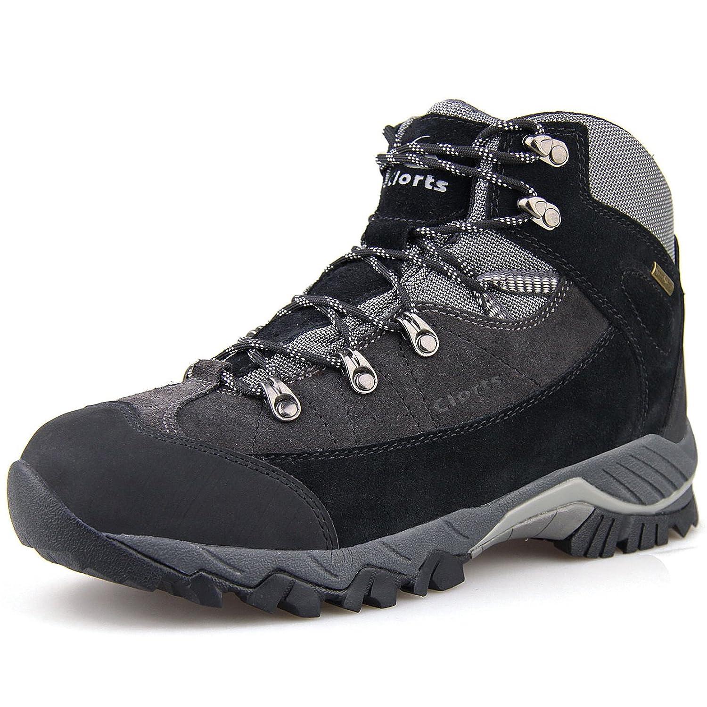 Clorts 洛弛 户外情侣登山鞋 防水透气 耐磨 高帮徒步鞋 男女户外鞋 3B010
