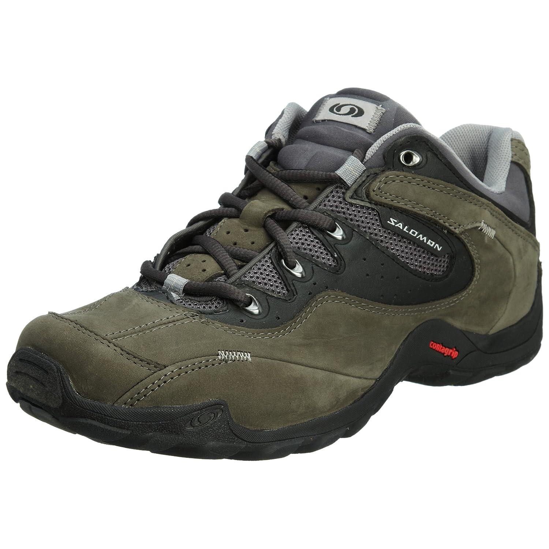 """3折 Salomon 萨洛蒙  ELIOS 2 M 112254 男子 徒步鞋 339元(用券""""STUDENTI""""后299元 其它商城500+)"""