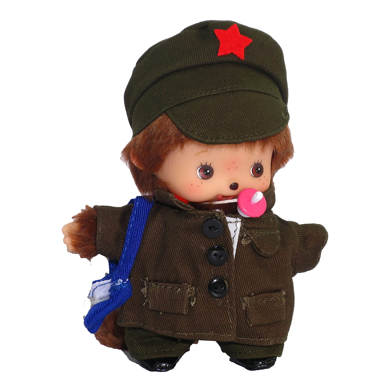 baby红军男孩15cm