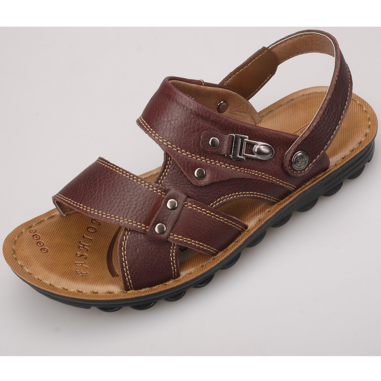 2014夏季新款凉鞋男士户外防滑防水耐磨