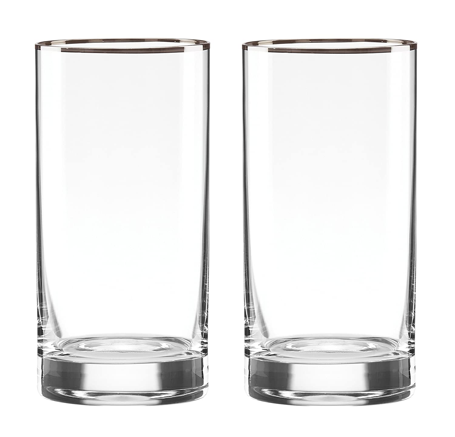 clear sports glasses  highball glasses