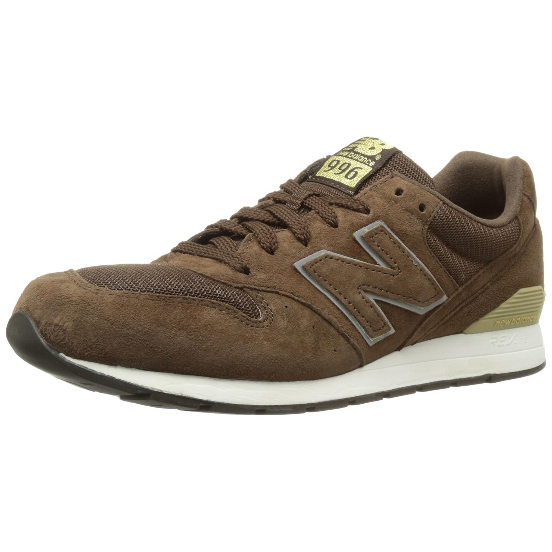 手快有,New Balance新百伦 中性休闲跑步鞋 MRL996黑色款¥819,下单¥573