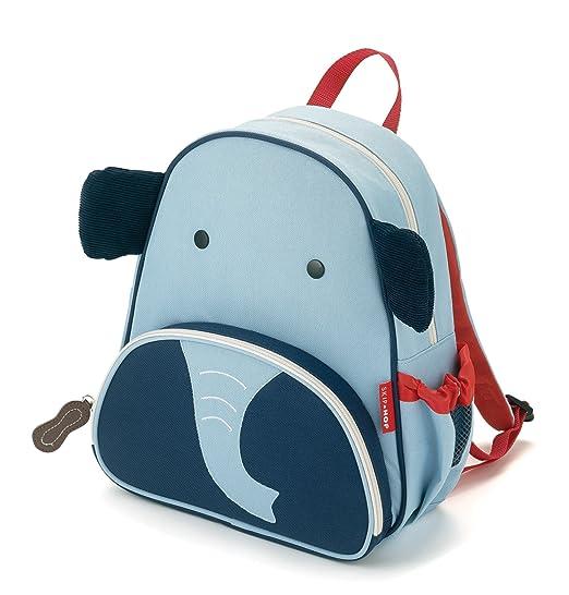 呆萌可爱:美国skip hop可爱动物园小童背包-大象 ¥126