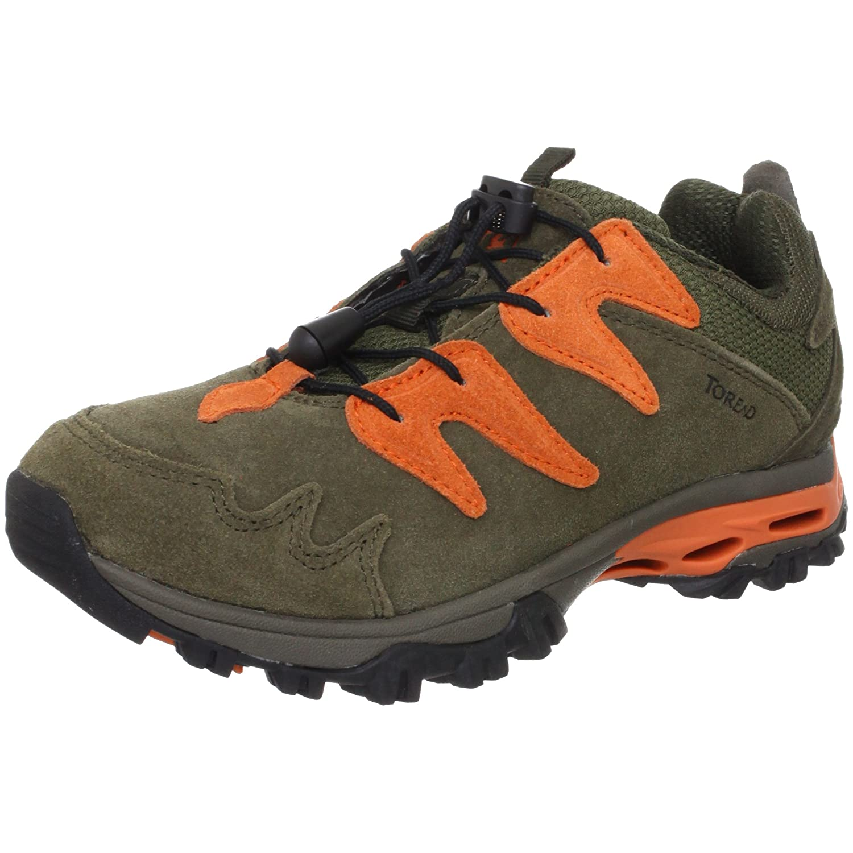1.8折 Toread 探路者 中性童 徒步鞋 TF3818   80元包邮