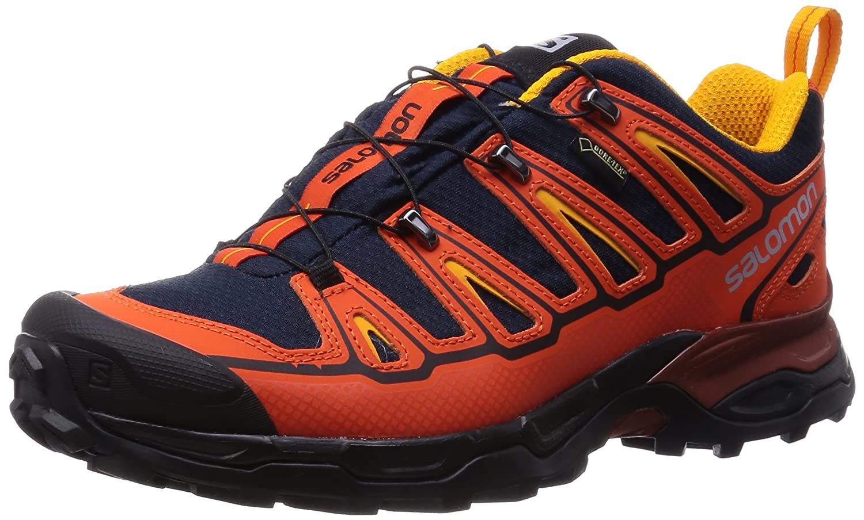 Salomon 萨洛蒙 男 徒步鞋X ULTRA 2 GTX-M 37