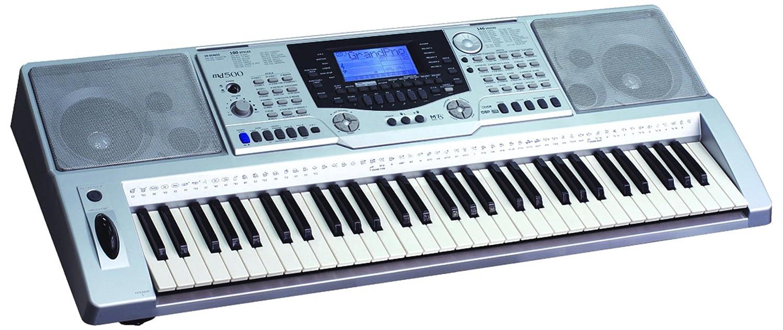 medeli 美得理 61键电子琴 md-500