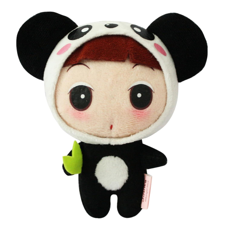ddung 冬已娃娃 授权毛绒玩偶 3号冬己系列 熊猫