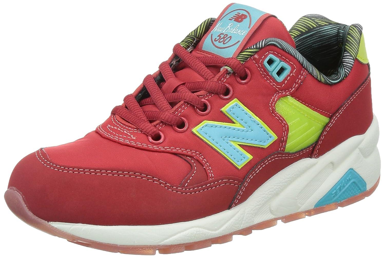 玄幻小�9lzgh��(9�d_new balance 中性 休闲跑步鞋/运动鞋 mrt580gh-d-9 红色 42.5 (us 9)