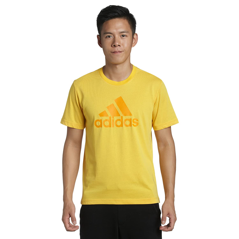 adidas 阿迪达斯 运动基础系列 男式 短袖T恤 68元包邮(断码)