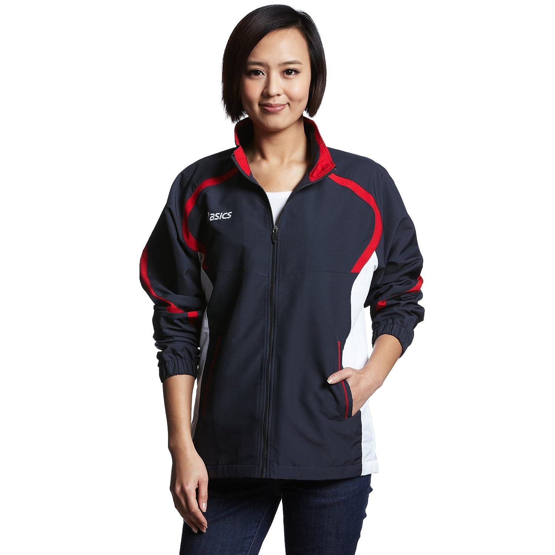 反季节 ASICS 亚瑟士 女子 跑步运动夹克 XAK013   112.82元包邮