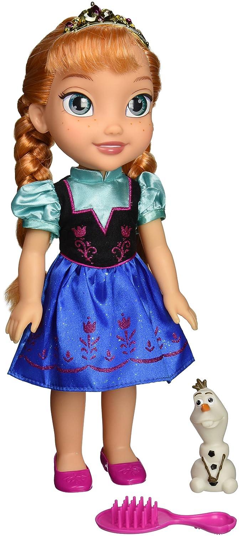 《冰雪奇缘》 安娜公主——复古花苞头