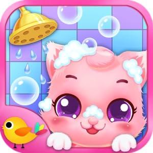 游戏特色: - 6只可爱的萌宠可以选择 - 为宠物量身打造的10种清理小