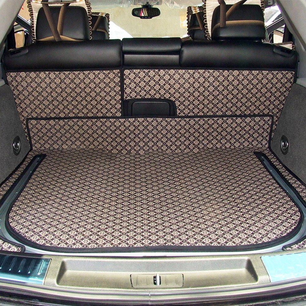 大包围高端后备箱垫大众朗逸 速腾 帕萨特 辉腾 专车专用后备箱垫