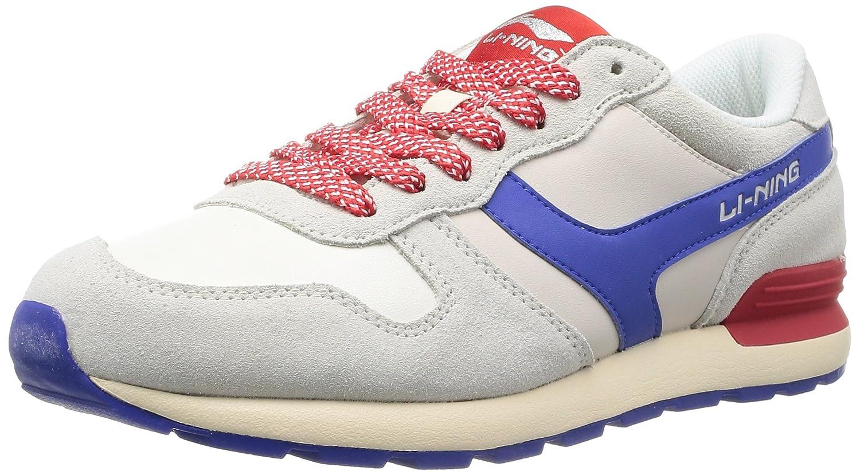 Li Ning 李宁 全皮 休闲跑步鞋 ¥329-100