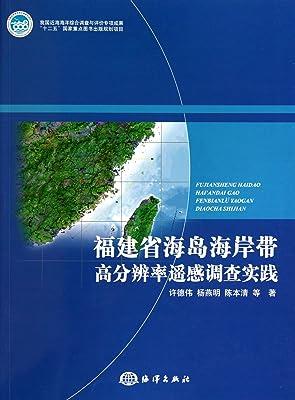 福建省海岛海岸带高分辨率遥感调查实践