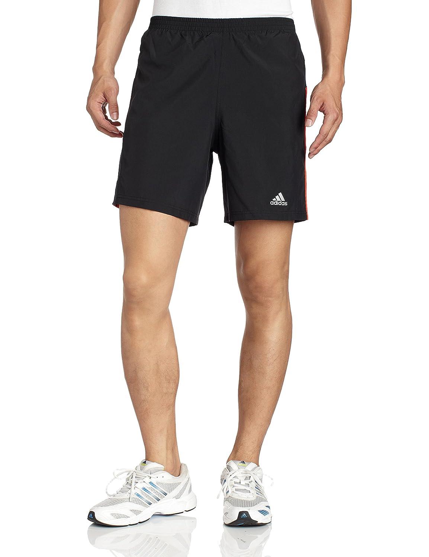 adidas 阿迪达斯 running rsp 7 inch sh m 男式 跑步短裤 m62336 黑