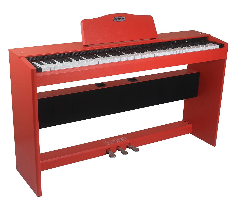 amoson 艾茉森 ap-110 88键立式数码钢琴