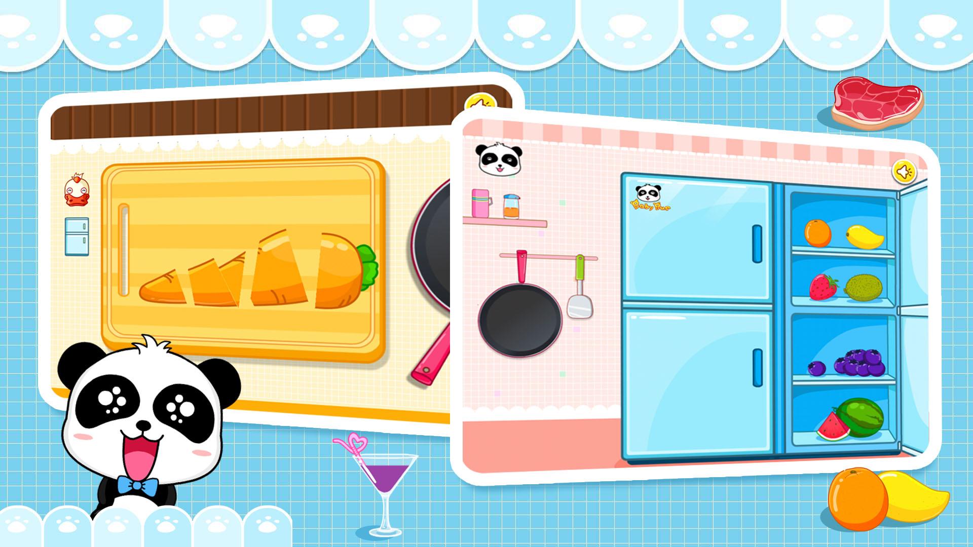 小厨房-宝宝巴士图片