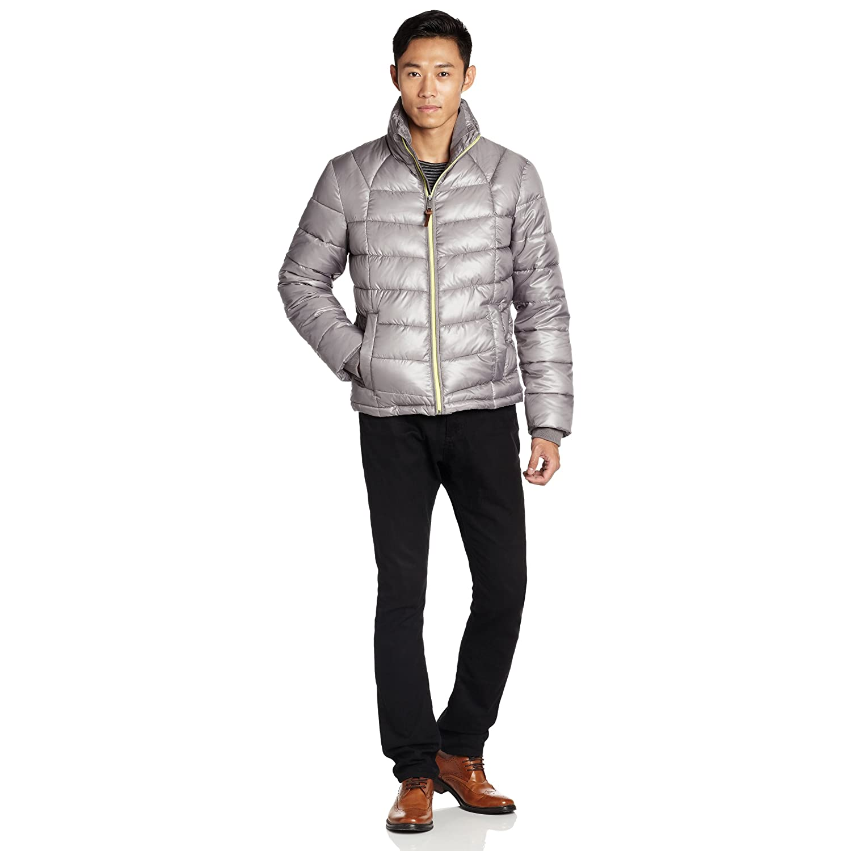 反季节 Esprit 埃斯普利特 男式 夹棉服 LD0120F  499元(满减后299元)