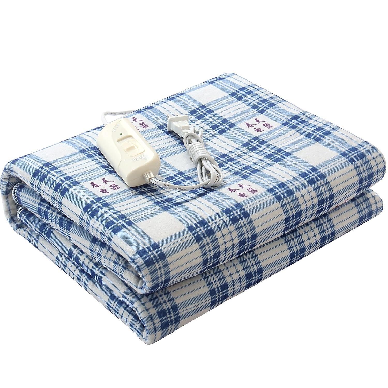 春天全线路安全保护多功能调温型双人电热毯