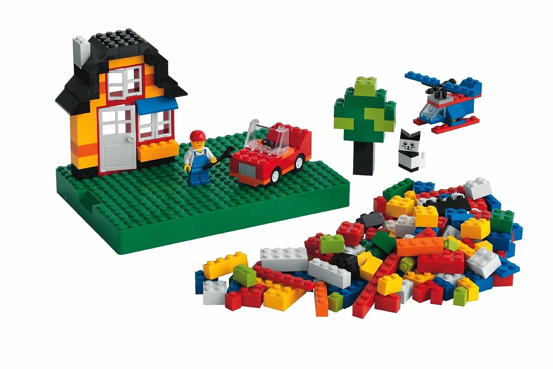 lego 乐高 基础创意拼砌系列 创意系列入门款5932