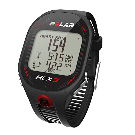 Polar RCX3 Fitness Training Feedback Watch with Sharing Feature 博能心率表
